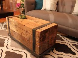 Diy Coffee Tables - best 25 coffee table planter ideas on pinterest rustic outdoor