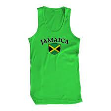 Haitian And Jamaican Flag Jamaica Flag Crest Jamaican Irie Mon National Country Pride Mens