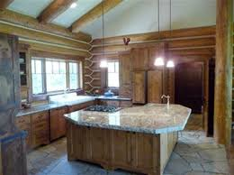 100 log home kitchen designs 19 log cabin kitchen designs