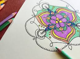free printable coloring pages for adults diy