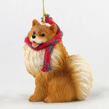 pomeranian gifts merchandise figurines ornaments decor collectibles