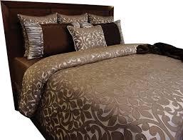 chocolate brown duvet cover sweetgalas
