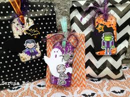 Send Halloween Gift Baskets Diy Halloween Gift Goodie Bag Tags Serena Bee U0027s Halloween Craft