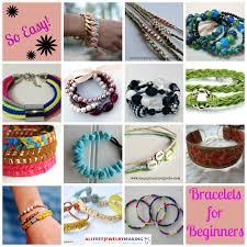 easy bracelet images 30 easy bracelets to make for beginners jpg