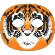 amazon com transfers tiger temporary costumes health