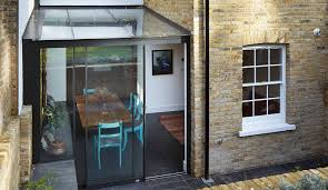 how to create the perfect extension adding a modern glass box to