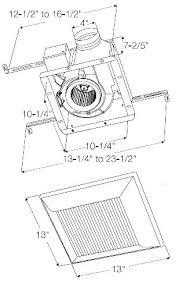ge bathroom exhaust fan parts exhaust fan parts bathroom exhaust fan parts fan ge bath fan parts