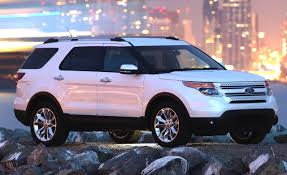 2010 mustang gas mileage 2011 ford explorer v6 fwd gets epa ratings of 17 25 mpg car and