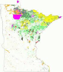 Minnesota Map Mn Hunting Maps