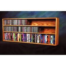 Vhs Storage Cabinet Cd Racks
