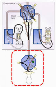 wiring diagram power light then switch circuit and schematics