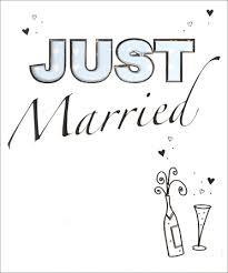 congrats wedding card silver foil congrats wedding marriage congratulations card by