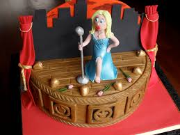 Christmas Cake Decoration Ideas Uk 33 Best Theatre Show Themed Cakes Images On Pinterest Cake