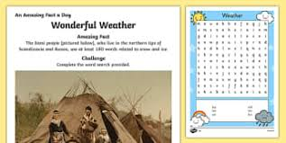 weather and seasons weather primary resources u0026 page 10