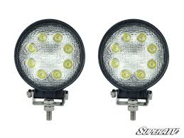 4 inch round led lights super atv 4 inch led spot lights