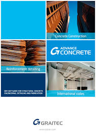 advance concrete graitec pdf catalogues documentation