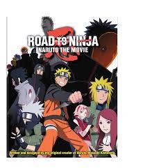 naruto amazon com naruto shippuden road to ninja the movie 6 combo pack