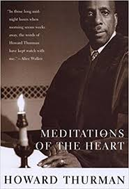 a litany of thanksgiving by howard thurman starting to look up