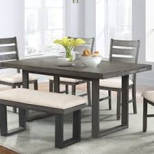 Dining Room Sets With Fabric Chairs by Rectangular Kitchen U0026 Dining Tables You U0027ll Love Wayfair