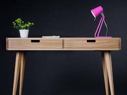 leon mid century desk mid century desk latest mid century desk entryway table made to