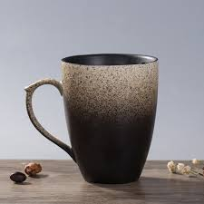 design coffee mug hibour 350ml western design ceramic coffee mugs cup hand painted