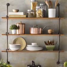 Wooden Wall Shelf Designs by Meiners Wood Wall Shelf U0026 Reviews Allmodern