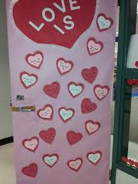 Valentine S Day Classroom Decor by 33 Best Valentine U0027s Door Decorations Images On Pinterest