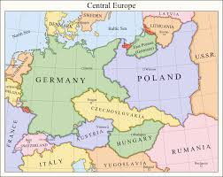 East Europe Map by Central Europe 1921 By Fenn O Manic World Pinterest Central
