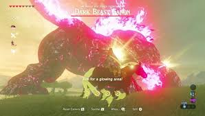 breath of the destroy ganon how to beat calamity