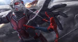 tom holland details dream ant man spider man team