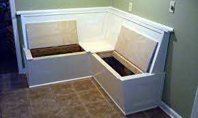 Corner Bench With Storage Kitchen Bench Seating With Storage Storage Ideas
