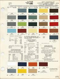 1977 chevrolet nova medium green code 44 car paint color kit