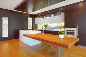 Kitchen Island With Attached Table Kitchen Furniture Small Kitchen Design Ideas In Consort With