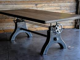 Vintage Drafting Tables For Sale by Hure Crank Table U2013 Vintage Industrial Furniture