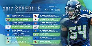 amazon schedule black friday seattle seahawks announce 2017 schedule seattle seahawks