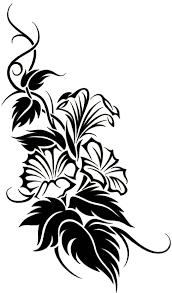 tribal tattoos with roses designs tribal vine tattoo danielhuscroft com