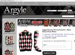 pink black and white argyle sweater vests for groomsmen