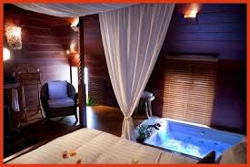 chambre d h e avec spa privatif awesome chambre luxe avec normandie contemporary design