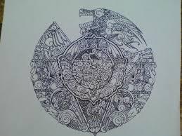 aztec tattoo designs wallpaperpool
