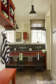 terracotta paint color bathroom interiors that embrace the warm rustic beauty of