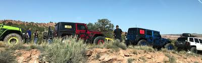 moab jeep safari 2016 it is easter jeep safari in moab so why not debut the latest