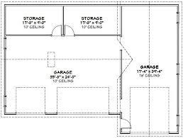 54x40 1 rv 3 car garage pdf floor plan greenville south