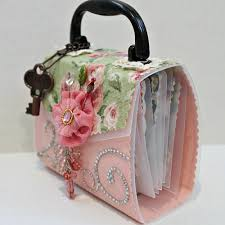 Scrapbook Binder Scrapbook Luggage