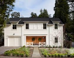 House With Garage Awesome Minimalist Modern Private House With Black Garage Door And