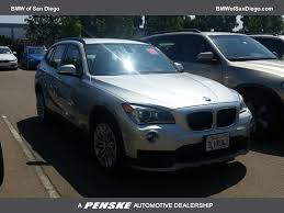 certified pre owned lexus san diego 2015 used bmw x1 sdrive28i at bmw of san diego serving san diego