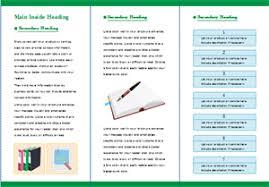 customizable brochure templates free download