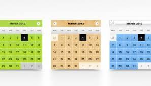 free free calendar template psd freebie psdfinder co