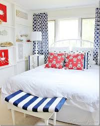 red and blue bedroom patriotic inspiration red white and blue home decor décor aid