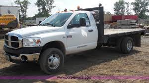 dodge ram 3500 flatbed 2007 dodge ram 3500 flatbed truck item g8620 sold augus