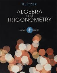 algebra and trigonometry 4th ed null pearson education